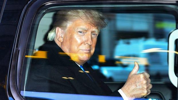 Donald Trump Lead