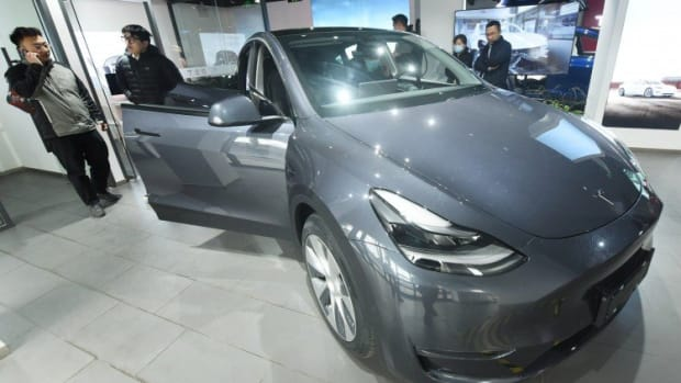 Tesla Raises Prices Of Made-in-China Model Y SUVs By More Than US$1,200 In Sign 'it Is Comfortable With Sales'