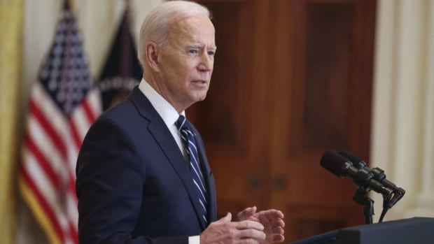 Biden Pledges To Prevent China From Becoming The World's 'leading' Country