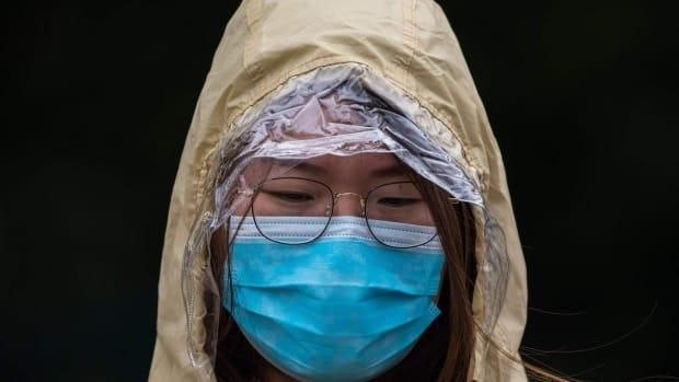 More than 2,500 cases of coronavirus infection have been detected in mainland China since December last year. Photo: AFP