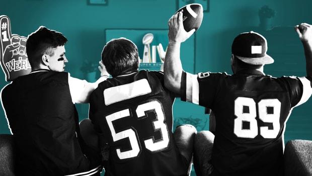 Super Bowl Sunday TV Deal