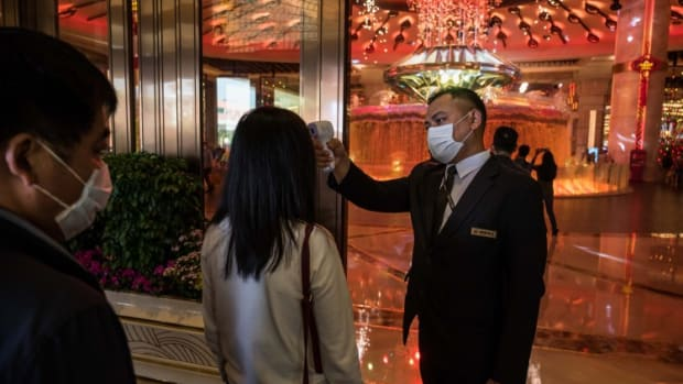 Mainland Tourists To Macau Plummet During Lunar New Year Amid Deadly Outbreak Of Wuhan Virus