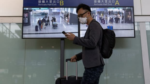 China Coronavirus: Major Airlines Pull Plug On Services To Hong Kong And Mainland As US Considers Stopping All Flights