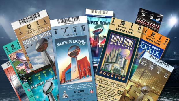 Super Bowl Tickets Lead