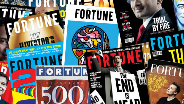 Fortune Magazine Lead