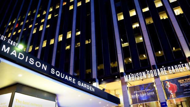 Madison Square Garden Lead