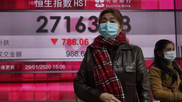 China Coronavirus: Some Hong Kong Banks Closing Branches As A Public Safety Measure