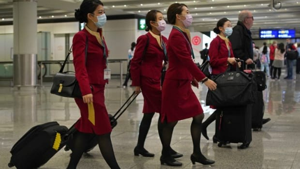 Coronavirus: Cathay Pacific Faces Pressure To Suspend Mainland China Flights, Following Action From The US, Singapore And Australia
