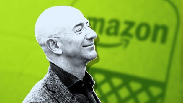 Jeff Bezos Lead