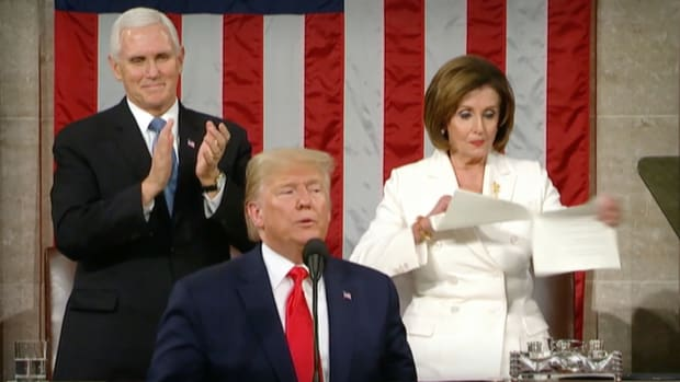 State of the Union Address 2020 Lead