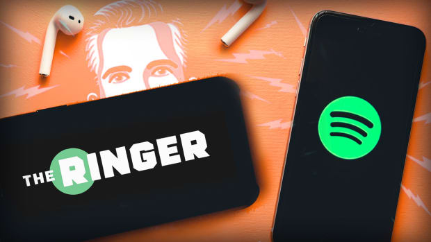 Spotify The Ringer Lead