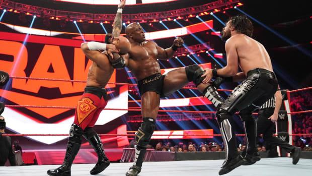 WWE Westling Lead