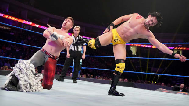 World Wrestling Entertainment Lead