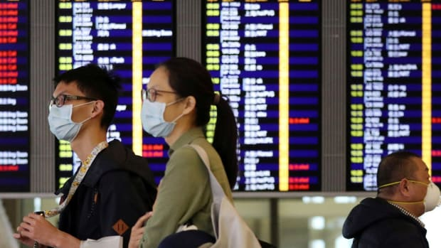 The UN's global aviation body says the impact of the coronavirus on air travel is about to be worse than during the Sars. Photo: Reuters