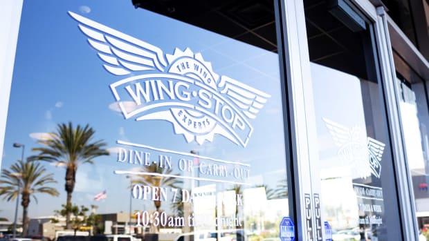 Wingstop Restaurant Lead