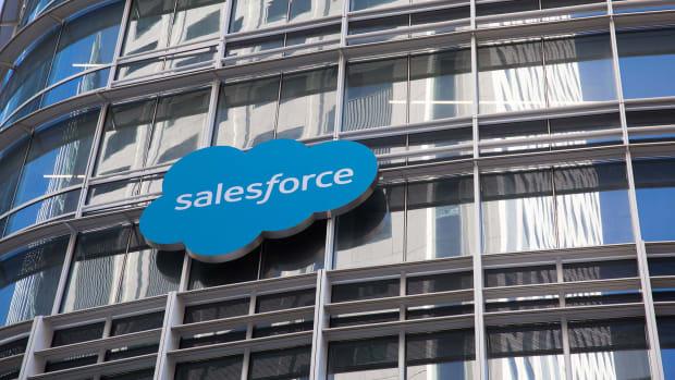 15 salesforce Bjorn Bakstad : Shutterstock