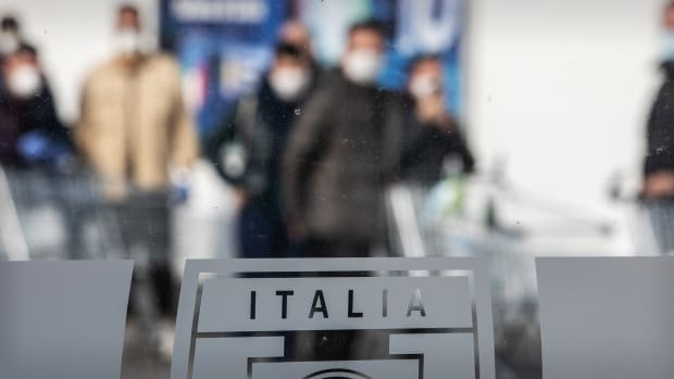 Coronavirus Italy Lead