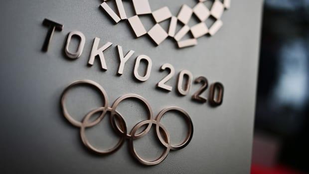 Tokyo Olympics Lead