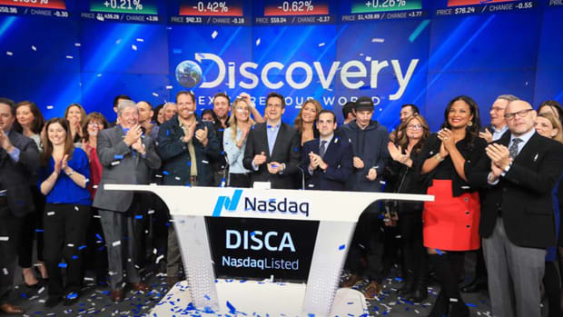 Discovery Mass media company Lead