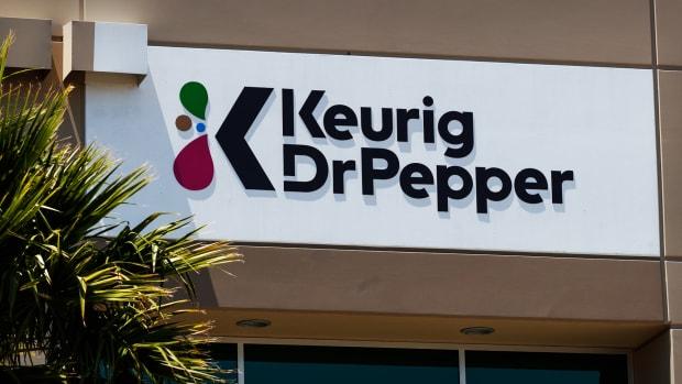 Keurig Dr. Pepper Lead