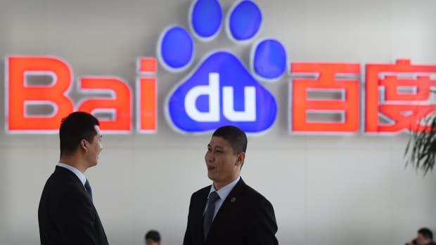Baidu Lead