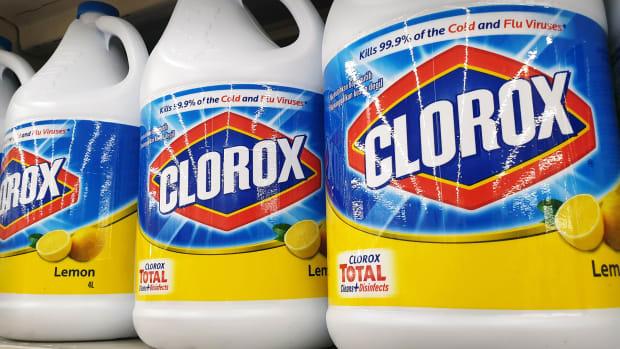 Clorox Lead