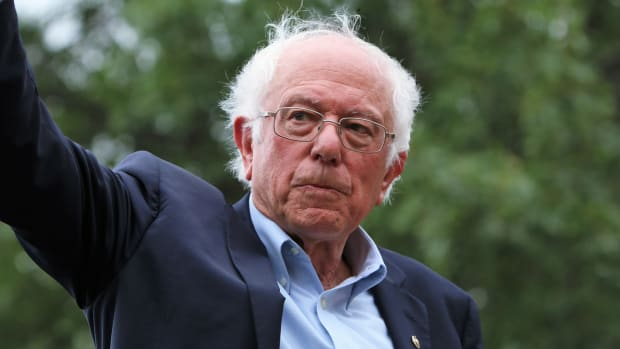 Bernie Sanders Lead
