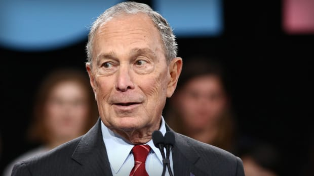 Mike Bloomberg Lead