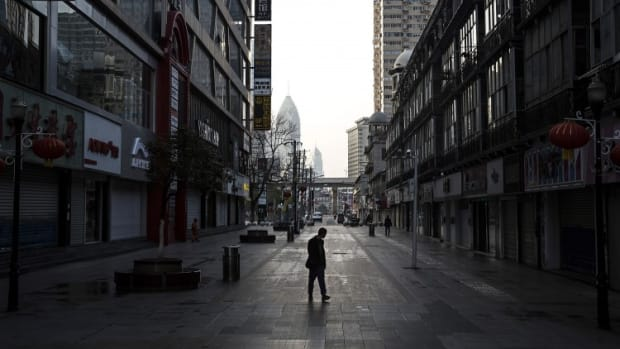 Coronavirus: IMF Again Cuts 2020 China Growth Forecast As Covid-19 Shakes The Global Economy