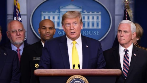 Coronavirus: Donald Trump To Propose Economic Measures To Help People And Companies Affected By Outbreak