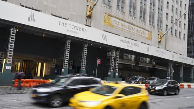 Fabled Waldorf Astoria's New Private Flats In New York Drawing Interest From Hong Kong, Mainland China Buyers