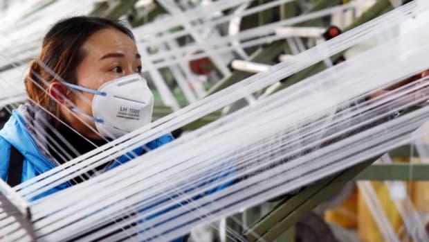Coronavirus: China's Mask-making Juggernaut Cranks Into Gear, Sparking Fears Of Over-reliance On World's Workshop
