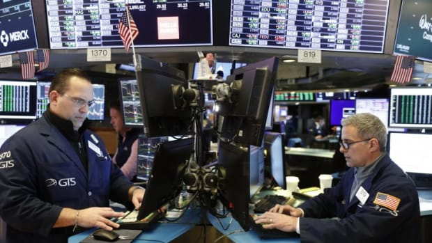 US Stocks Surge As Donald Trump Declares National Emergency On Coronavirus