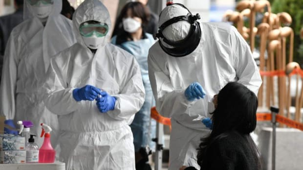 When Coronavirus Numbers Don't Paint A Big Pandemic Picture