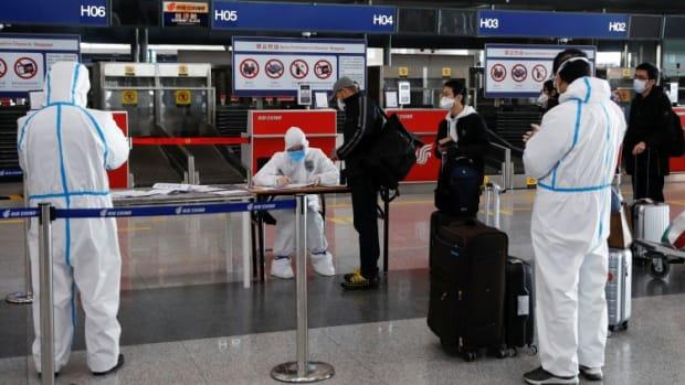 China Takes A Hard Line At The Border To Beat Coronavirus Imports