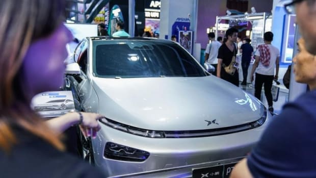 Chinese Electric Car Maker Xpeng Gets Green Light For P7 Road Tests In US As It Readies To Take On Tesla
