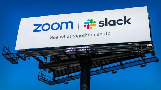 Zoom Slack Lead