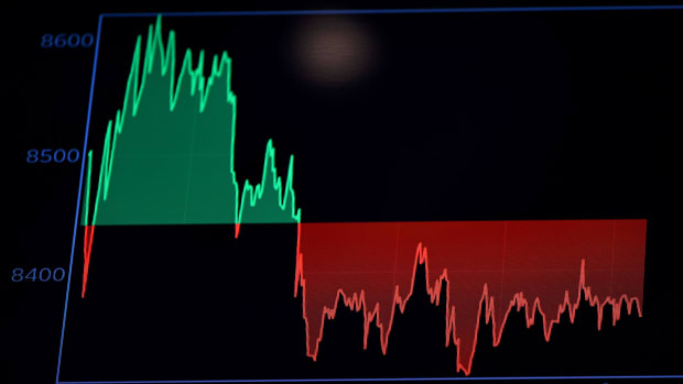 Wall Street NYSE Lead