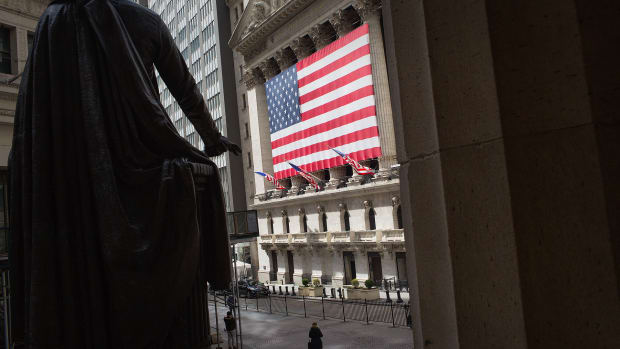 Wall Street NYSE Lead