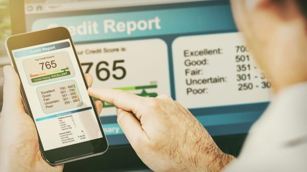 Credit Score Lead