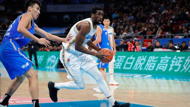 China Sports Lead