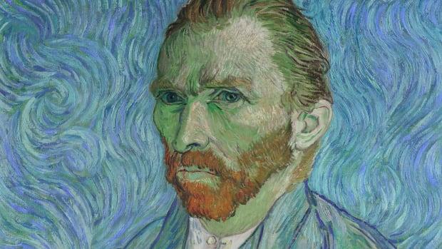 Vincent Van Gogh Lead