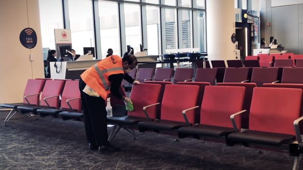 Empty Airport 1
