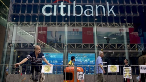 Citigroup To Make HK$8,000 Payments To Help Staff Hurt By Coronavirus Pandemic