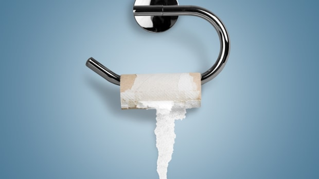 Annuity Toilet Paper
