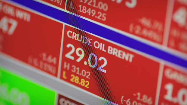 Brent Crude Lead