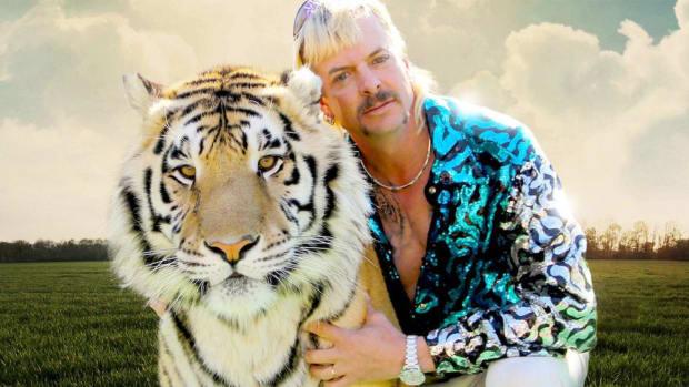 Tiger King Lead
