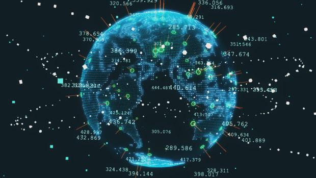 planet digital communication remote internet global