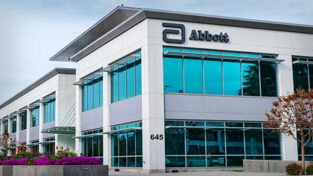Abbott Labs Lead
