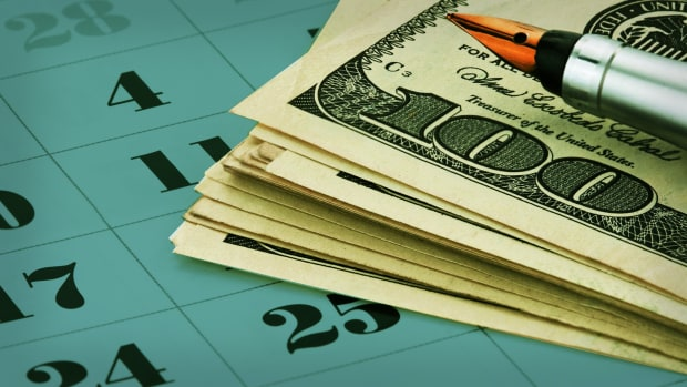 Budget Calendar Lead